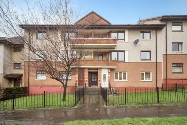 Thumbnail Flat for sale in Pendeen Road, Glasgow, Lanarkshire