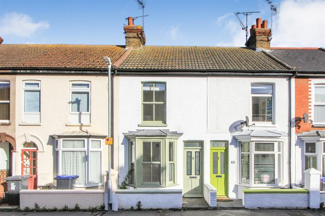 Thumbnail Terraced house to rent in Regent Street, Whitstable