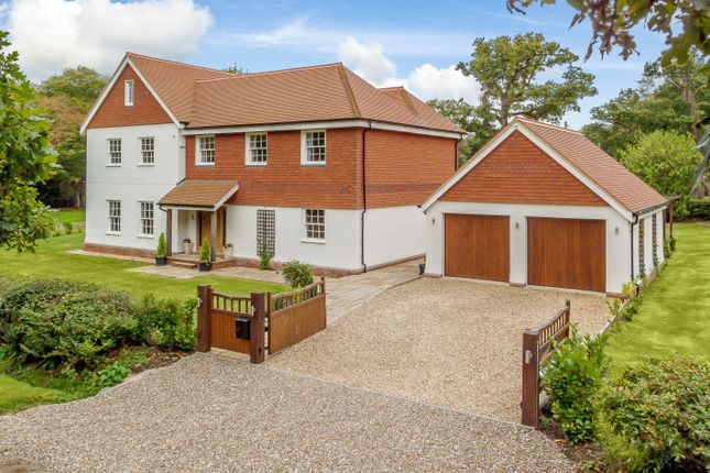 Thumbnail Detached house for sale in Ifield Wood, Ifield, West Sussex