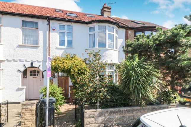 Thumbnail Terraced house for sale in Nightingale Avenue, Highams Park