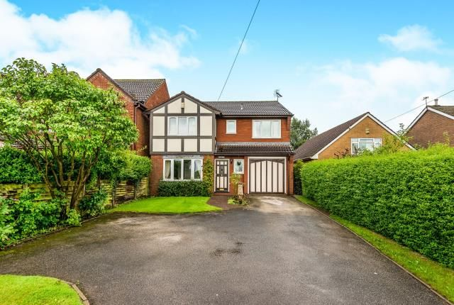 Thumbnail Detached house for sale in New Inn Row, Cannock Road, Stafford