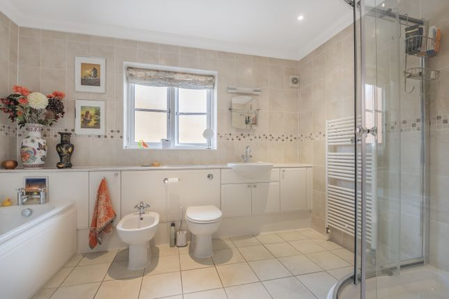 Bathroom of Highfield Road, West Byfleet KT14