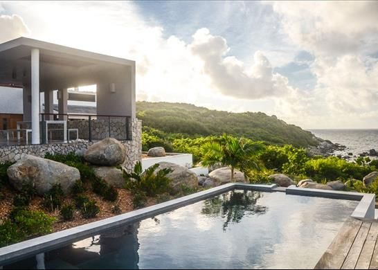 Thumbnail Detached house for sale in Crooks Bay, British Virgin Islands