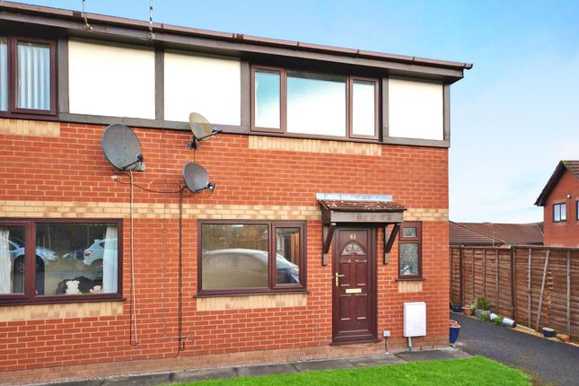 Thumbnail Flat for sale in Pennine Road, Chorley