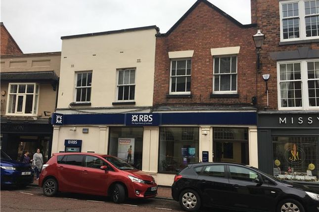 Thumbnail Retail premises to let in 12, Pillory Street, Nantwich, Cheshire, UK