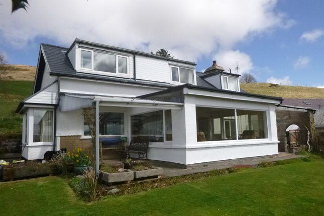 Thumbnail Detached house for sale in Cwmystwyth, Aberystwyth