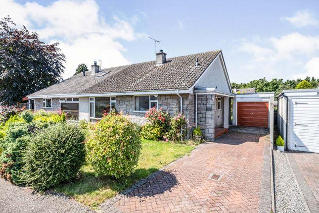 Thumbnail Semi-detached bungalow for sale in Birchwood, Invergordon