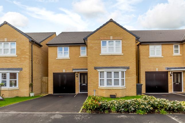 Thumbnail Detached house for sale in Gardenfield, Higham Ferrers, Rushden, Northamptonshire