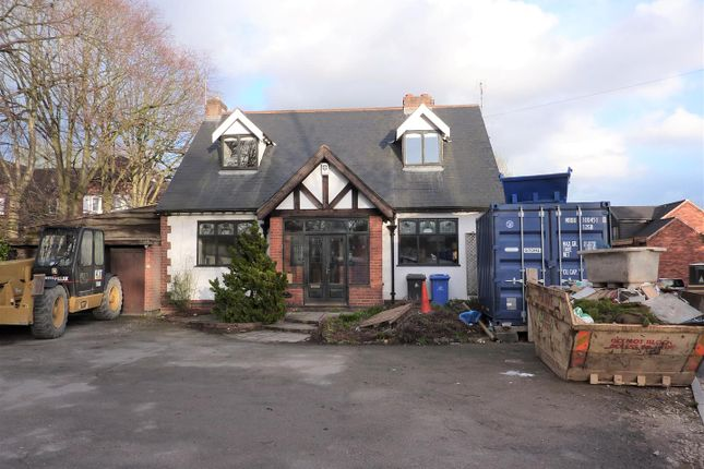 Thumbnail Detached house for sale in Duffield Road, Allestree, Derby