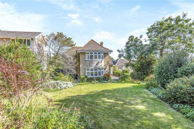 Thumbnail Detached house for sale in Belfield Park Avenue, Weymouth, Dorset