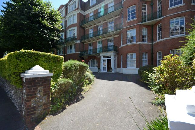 Thumbnail Flat for sale in Hartington Place, Eastbourne