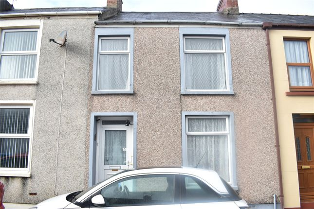 3 bed terraced house for sale in Brewery Street, Pembroke Dock SA72
