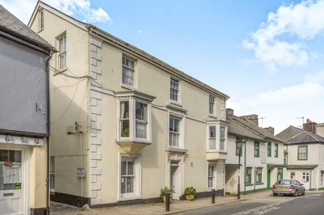 Thumbnail Flat for sale in 78 Fore Street, Buckfastleigh, Devon