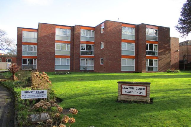 Thumbnail Flat for sale in Oaks Crescent, Wolverhampton
