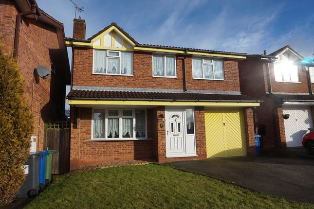 4 bed detached house for sale in Cleeve, Glascote, Tamworth