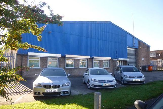 Thumbnail Light industrial to let in Afamia House, Roundthorn Industrial Estate, Tilson Road, Wythenshawe, Manchester, Greater Manchester