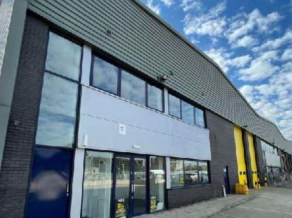 Thumbnail Industrial to let in Unit C1, Eastern Approach, Alfreds Way, Barking, Essex, Oag