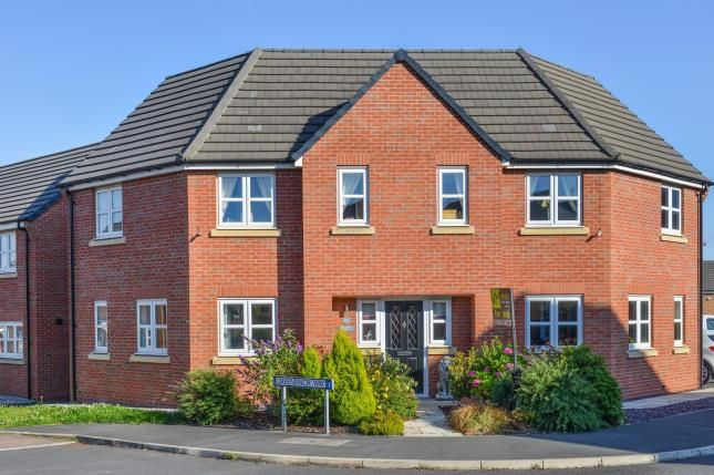Thumbnail Detached house for sale in Greenfinch Way, Heysham, Morecambe, Lancashire