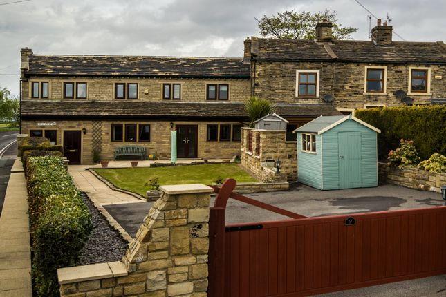 Thumbnail Barn conversion for sale in Moor Top Road, Kirkheaton, Huddersfield