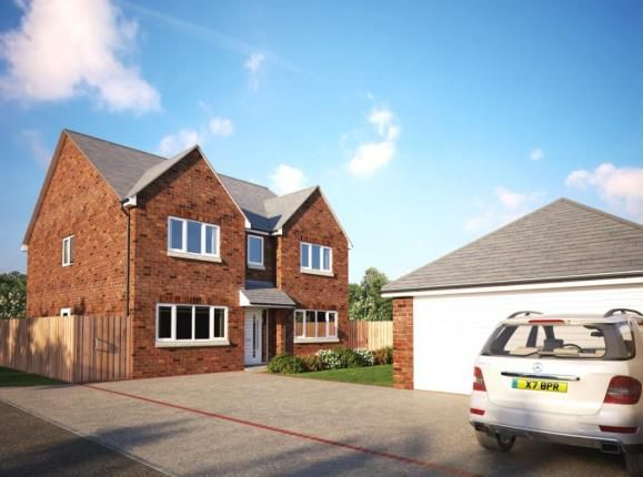Thumbnail Detached house for sale in Marled Walk, Allport Road, Bromborough, Wirral, Wirral