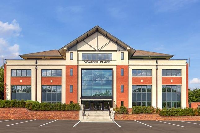 Thumbnail Office to let in Voyager Place, Shoppenhangers Lane, Maidenhead, Berkshire