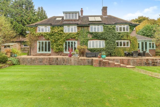 5 bed detached house for sale in Cansiron Lane, Ashurst Wood, East Grinstead