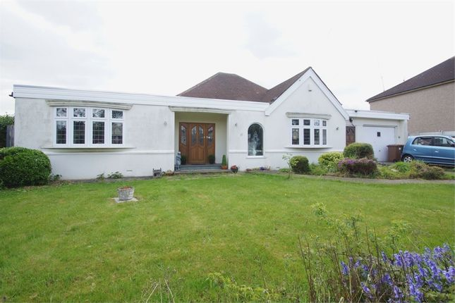 Thumbnail Detached bungalow for sale in Rutland Avenue, Sidcup, Kent