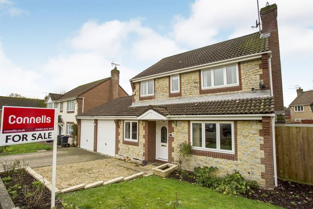 Thumbnail Detached house for sale in Manor Bridge Court, Tidworth