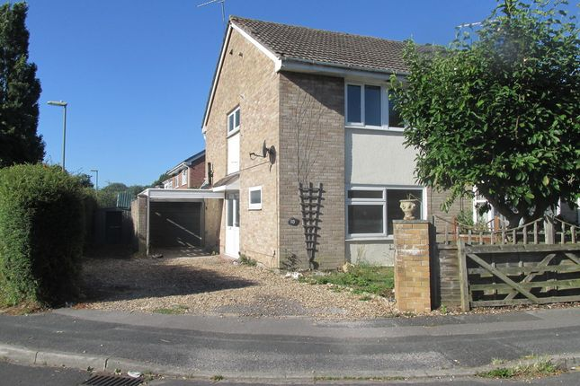 Thumbnail Semi-detached house to rent in Hadleigh Gardens, Eastleigh