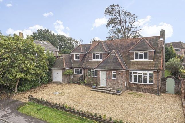 Thumbnail Detached house for sale in Crofton Way, Warsash, Southampton