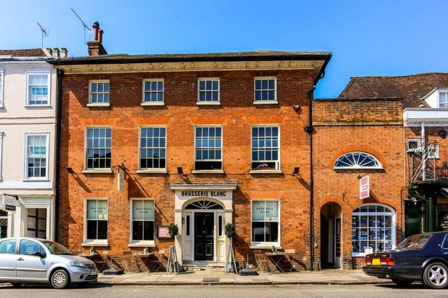 Thumbnail Commercial property for sale in 5/5A Castle Street, Farnham, Surrey