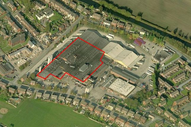 Thumbnail Industrial for sale in Cale Lane, Wigan