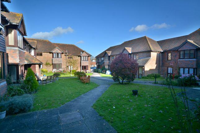 Thumbnail Flat for sale in White Horse Court, Storrington, Pulborough