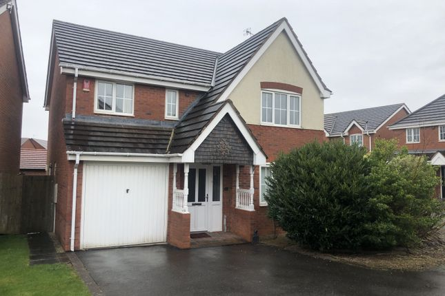 Thumbnail Detached house to rent in Whitehaven Grove, Chellaston, Derby