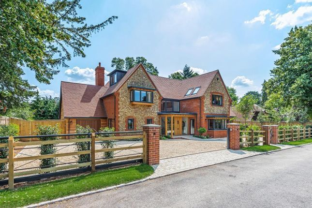 Thumbnail Detached house for sale in Limetree Road, Goring On Thames