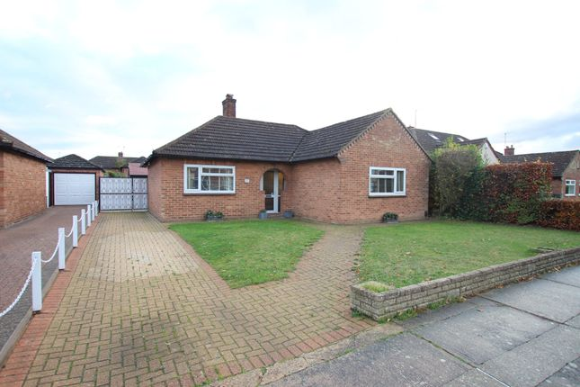 Thumbnail Detached bungalow for sale in Oaklands Avenue, Colchester