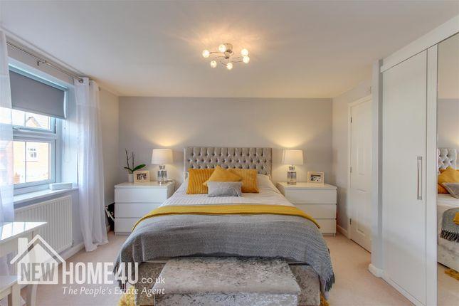 Master Bedroom: of Ffordd Boydell, Connah's Quay, Deeside CH5