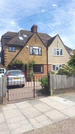 Thumbnail Semi-detached house to rent in Marlborough Lane, London
