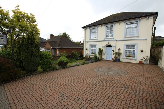 Thumbnail Detached house for sale in Battle Road, St Leonards-On-Sea, East Sussex