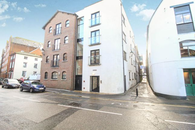 Thumbnail Flat for sale in Strand Street, The Quay, Poole