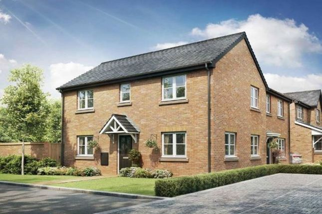 Thumbnail Semi-detached house for sale in Farington Green Grasmere Avenue, Farington, Leyland