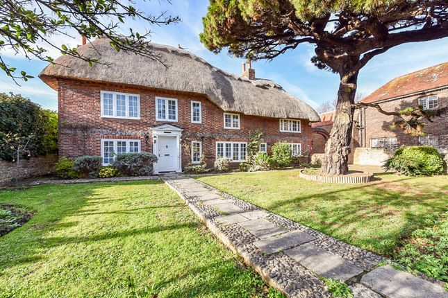 Thumbnail Detached house for sale in New Parade, High Street, Selsey, Chichester