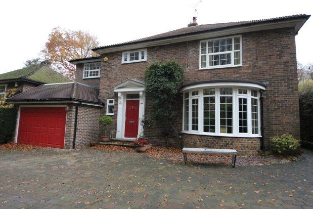 Thumbnail Property to rent in Ashley Road, Epsom