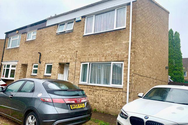 Thumbnail Semi-detached house to rent in Roveley Court, Stony Stratford, Milton Keynes