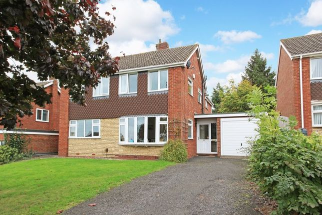 Thumbnail Detached house for sale in Hampton Hill, Wellington, Telford