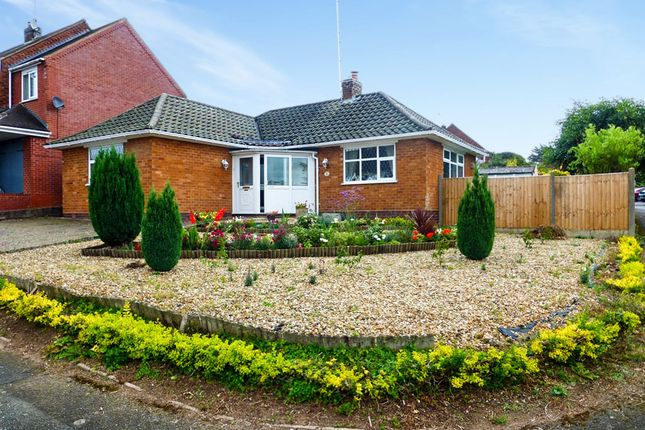 Thumbnail Detached bungalow for sale in Wordsworth Avenue, Headless Cross, Redditch