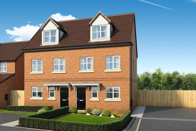 Thumbnail Semi-detached house for sale in The Kepwick Whalleys Road, Skelmersdale, Lancashire
