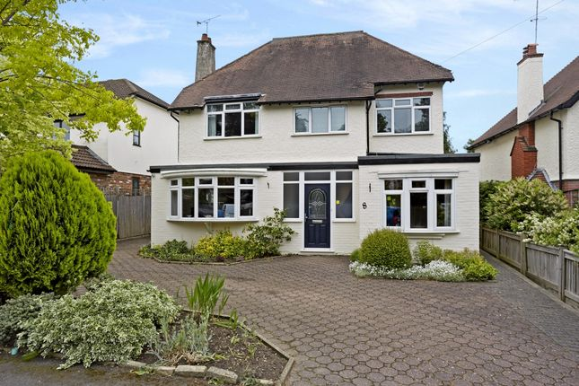 Thumbnail Detached house to rent in Woodcote Park Road, Epsom