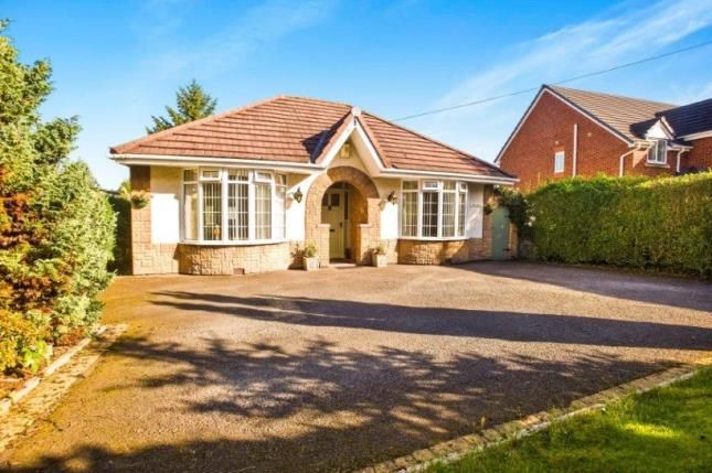 Thumbnail Bungalow for sale in Moss Lane, Whittle-Le-Woods, Chorley, Lancashire
