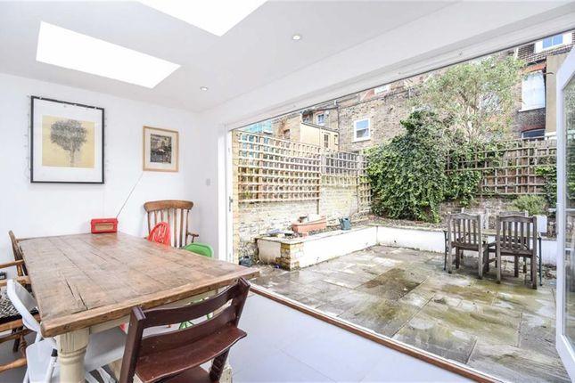 Thumbnail Flat to rent in Callcott Road, Queens Park, London